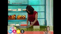 Mars Masarap: Pan-Fried Fish with Slaw and Tartar Sauce by Michelle OBombshell