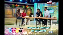 Mars Sharing Group: Japanese words of wisdom