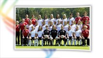 GERMANY Team FIFA U20 Women's World Cup Gemany 2010 DFB Deutscher Fußtball  Bund e V U 20 Nationalteam Frauen www womenfootballworld com
