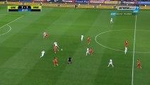 2-1 Nikolaos Karelis Goal HD | Greece v. Montenegro - 24.03.2016 HD