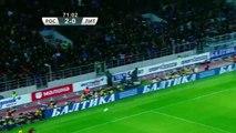 РОССИЯ - ЛИТВА 3:0 ГОЛ Глушаков 26.03.2016 [HD]