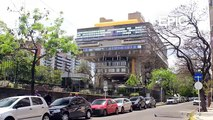 Biblioteca Nacional (Brutalismo) - National Library (Brutalism) - Buenos Aires, Argentina (HD)