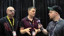 Scott Snyder & Greg Capullo Full Interview - Awesome Comics