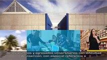 Universidad de Las Palmas de Gran Canaria. Premios Gran Canaria Accesible 2014