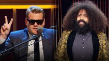 Reggie Watts' Late Late Show Monologue