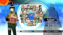 Rock Lee vs Itachi - Naruto Shippuden : Ultimate Ninja Storm 2 (HD)