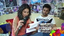 Gift Segment- Aneri Vajani & Mishkat Varma Receive Gifts From Fans