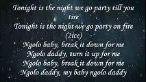 Yemi Alade Ft Psquare  - Tonight Lyrics