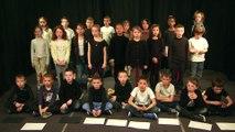 Camion des mots - Classe de CE2 Groupe 1 École primaire de Courtenay (45)