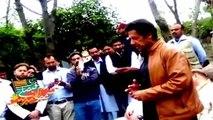 Chairman Pakistan Tehreek-e-Insaf Imran Khan Message For PTI AJK Bagh Jalsa On 28 March