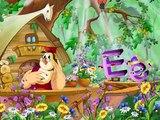 Азбука-малышка - Буква Е (Уроки тетушки Совы)