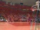 Vince Carter - All Star Game NBA Slam Dunk Contest 2000