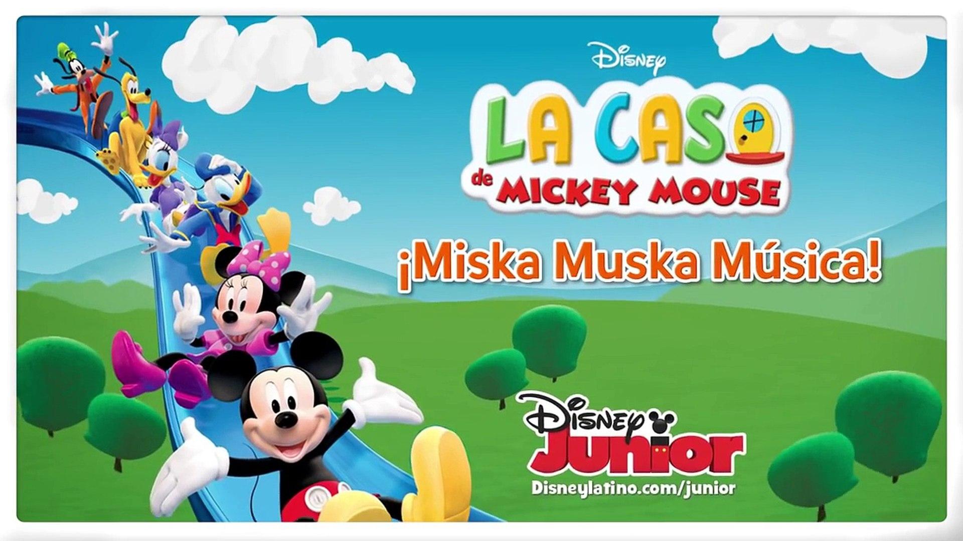 La Casa De Mickey Mouse Miska Muska Música
