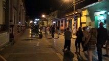 Boulevard et Maison du Cacao à Baracoa