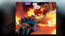 Marvel Strike Force - Gameplay Walkthrough - Thanos in the