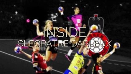 CDL16 - ITW de Cléopatre darleux (Nice) avant la finale