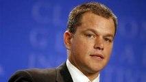 Matt Damon's War Against Idiots