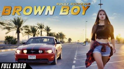 New Punjabi Songs 2016 | Brown Boy | Official Video [Hd] | Rocky | Latest Punjabi Songs