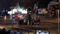 Tractorpulling Great Eccleston 2010 : Terminator Finale Run 2e plaats