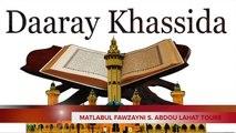 KHASSIDA  MATLABUL FAWZAYNI  S. ABDOU LAHAT TOURE
