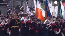Easter Uprising centenary parade draws massive crowds