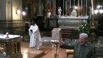 Homélie du  Père Jean-Pascal AMON