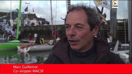 paroles de skippers Spi Ouest-France 2016 - BRETAGNE Télé