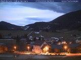 Timelapse Webcam Villard de lans - 27/03/2016 - Colline des Bains