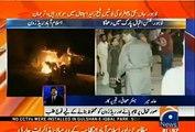 Hamid Mir Bashing on Nawaz Sharif on The Critical Situation of D-Chowk Islamabad