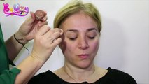 Audrey Hepburn Makyajı | Audrey Hepburn Makeup Tutorial | Makyaj Yapma Teknikleri | By Um