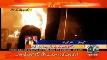 Saleem Safi Criticises Government