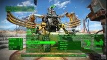 Fallout 4 - WALL-E, EVE and Samus Aran made with Automatron DLC