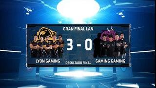 Lyon Gaming vs Gaming Gaming - La Final 2