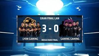 Lyon Gaming vs Gaming Gaming - La Final 6