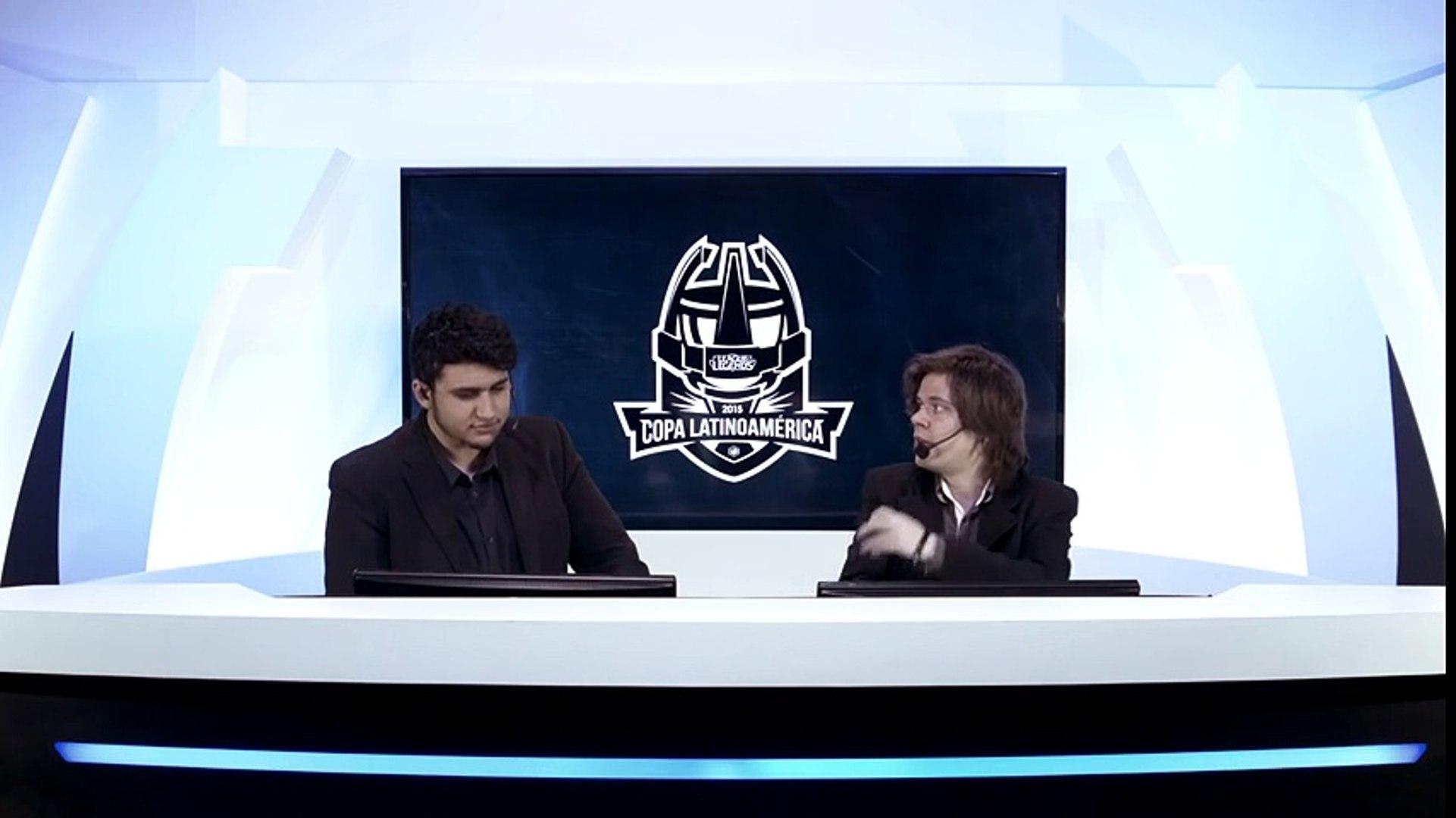 Lyon Gaming vs Gaming Gaming - La Final 14