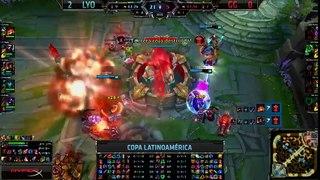 Lyon Gaming vs Gaming Gaming - La Final 15