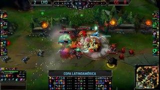 Lyon Gaming vs Gaming Gaming - La Final 27