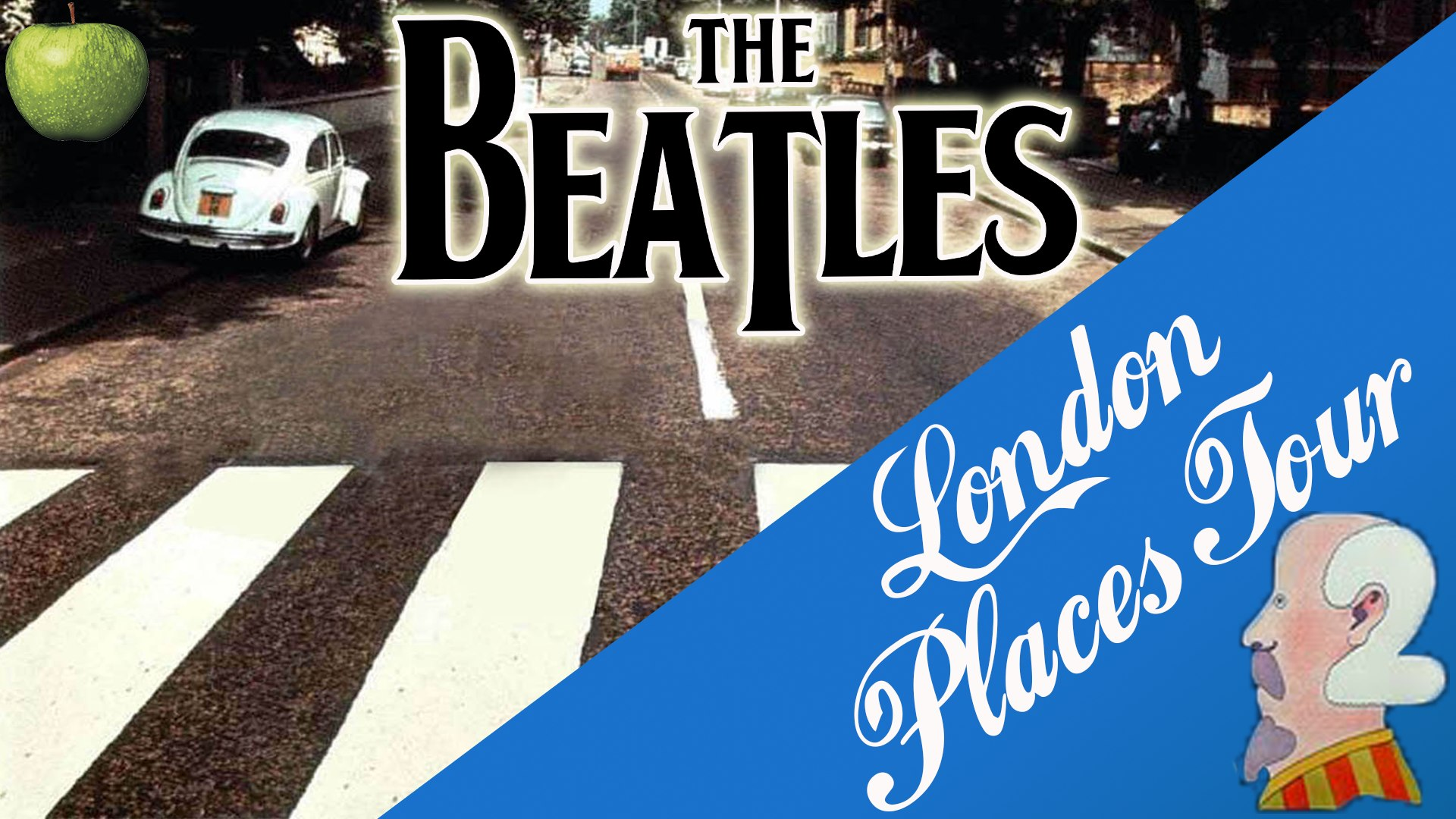Beatles Places in London #2