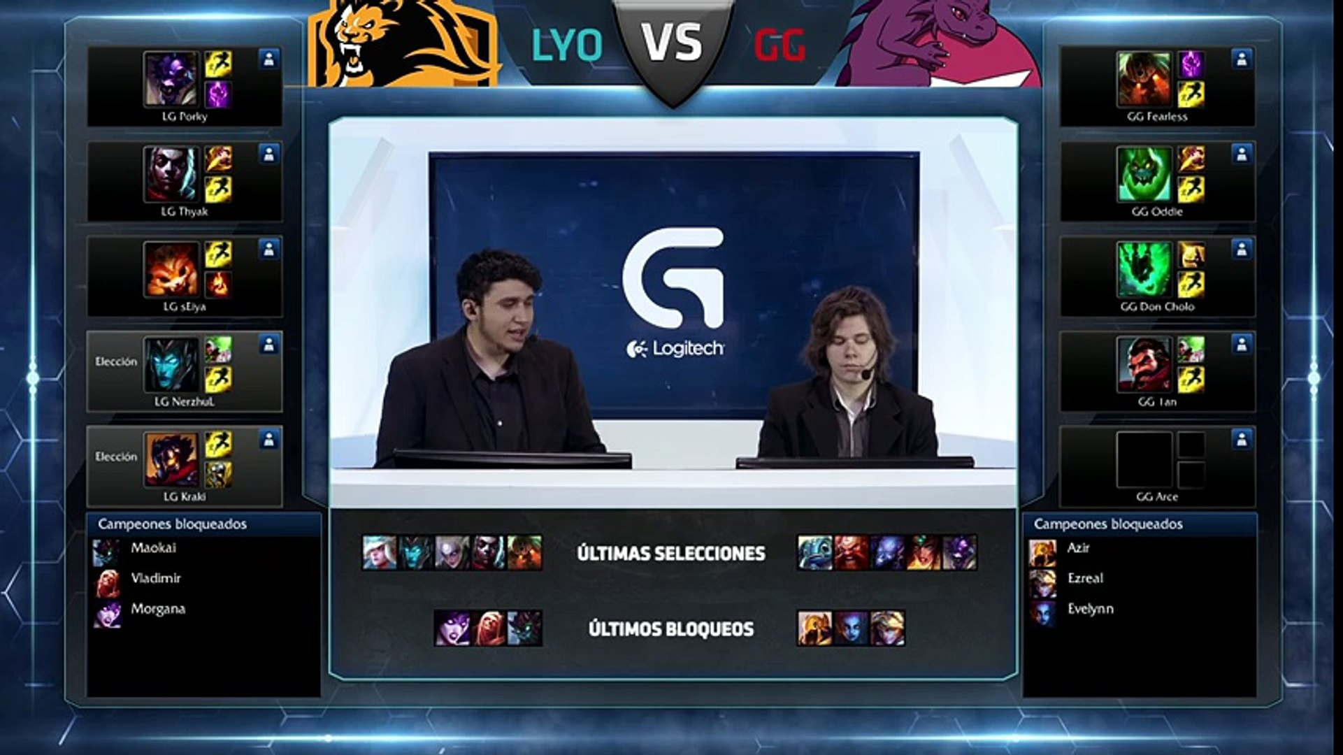Lyon Gaming vs Gaming Gaming - La Final 53