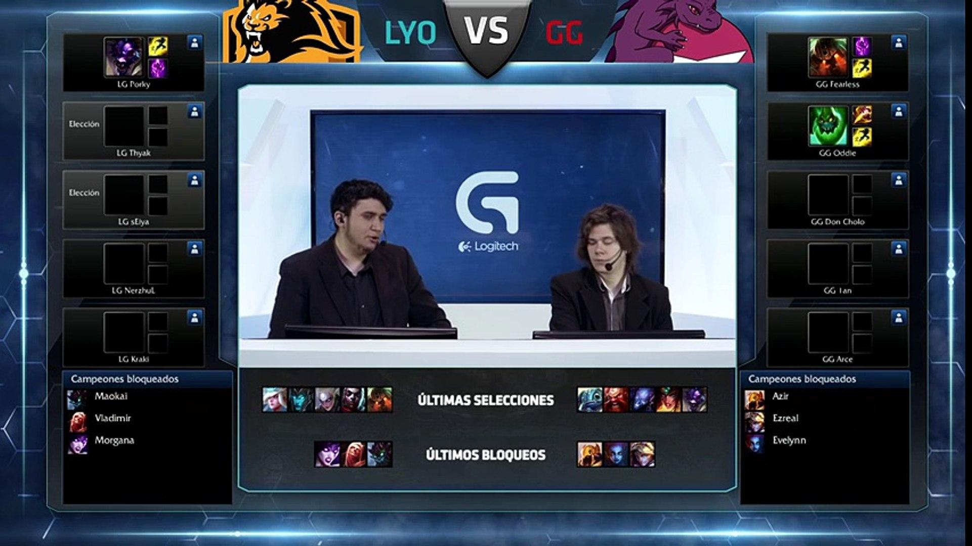 Lyon Gaming vs Gaming Gaming - La Final 55