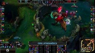 Lyon Gaming vs Gaming Gaming - La Final 72