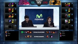 Lyon Gaming vs Gaming Gaming - La Final 101