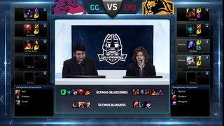 Lyon Gaming vs Gaming Gaming - La Final 102