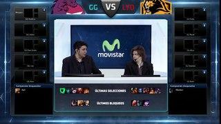 Lyon Gaming vs Gaming Gaming - La Final 105