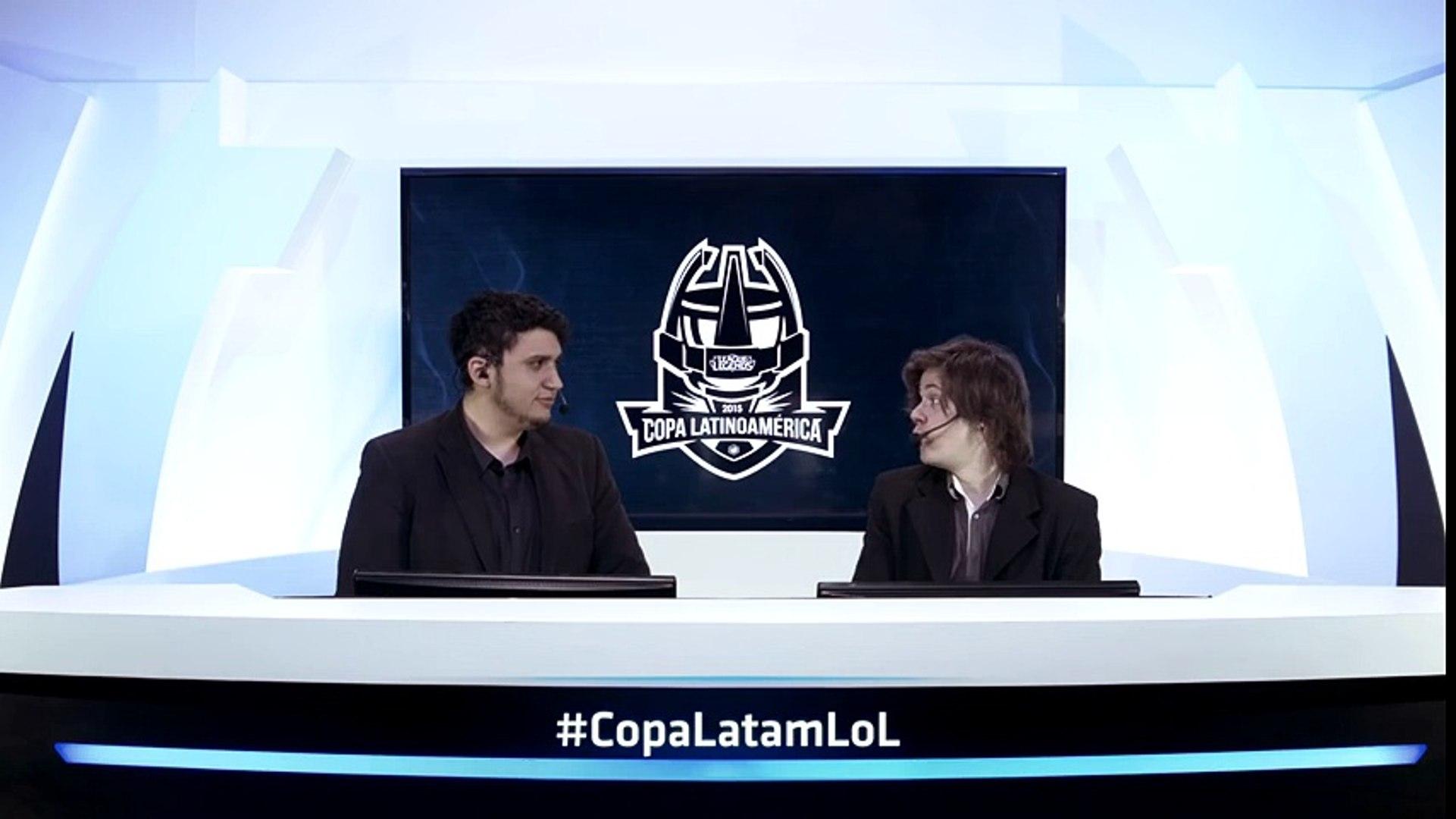 Lyon Gaming vs Gaming Gaming - La Final 106