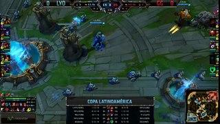 Lyon Gaming vs Gaming Gaming - La Final 123