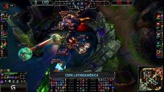 Lyon Gaming vs Gaming Gaming - La Final 133