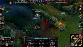 Lyon Gaming vs Gaming Gaming - La Final 143