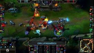 Lyon Gaming vs Gaming Gaming - La Final 150
