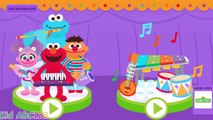 Sesame Street Makes Music NEW update Elmo Music Songs for Kids
